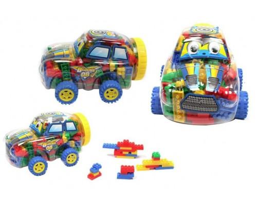 Block Car 264 Pcs.