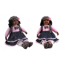 """25"""" PP Cotton Doll With IC"""