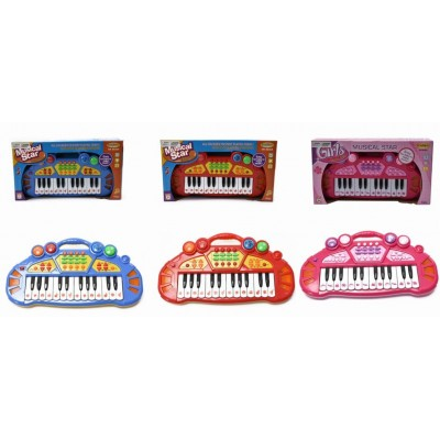 Electronic Organ 24 Keys
