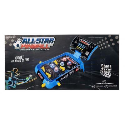 Tabletop All Star Pinball Game