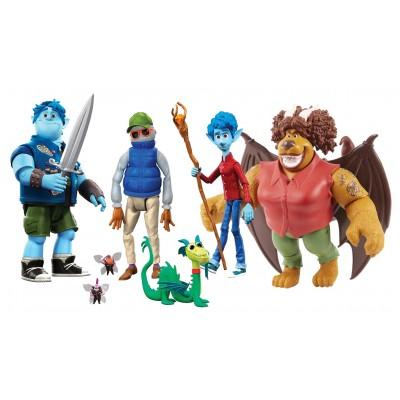 Pixar Onward Figures