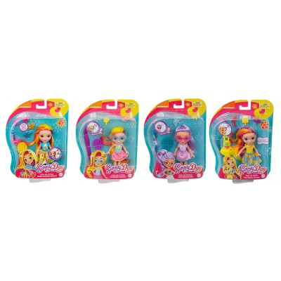 Nickelodeon Sunny Day Pop-In Style Dolls Assorted