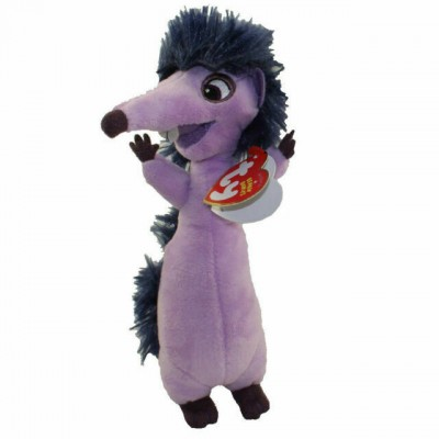 TY Beani Babie DOS The Hedgehog