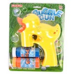 Yellow Duck Bubble Gun $4.50 Each.