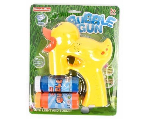 Bubble Guns Duck $4.50 Each.