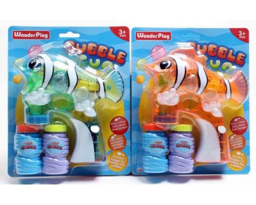 Bubble Guns Clown Fish $4.50 Each.