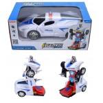 B/O Transformer Police Car
