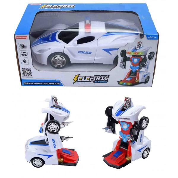 B/O Transformer Police Cruiser