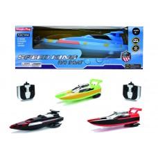R/C Speed King Racing Boat