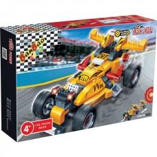 Friction Invincibility Race Car Set
