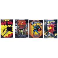 DC Comics Wall-Art Set