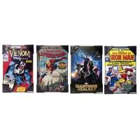 Marvel Comics Wall Art