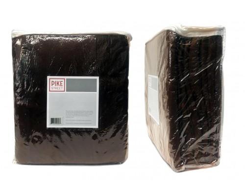 Chocolate Fleece Blankets