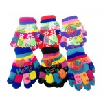 Girls Winter Gloves