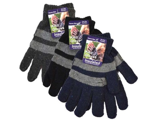 Wholesale Knit Gloves for Men/Teens