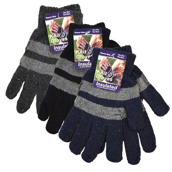Wholesale Knit Gloves for Men/Teens