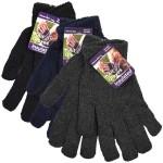 Men's Knit Gloves $0.95 Each.