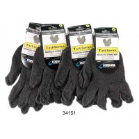 Men's String Knit Gloves $0.69 Each.