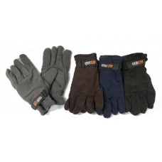 Men's Lined Fleece Gloves