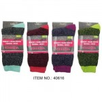 Ladies Thermal Socks $0.99 Each.