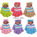 Girls Ladies Winter Gloves