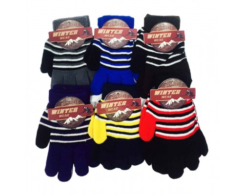 Wholesale Winter Gloves $0.74 Each.