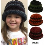 Ladies/Girls Knitted Hat $0.99 Each.