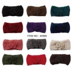 Ladies Winter Headband $1.35 Each