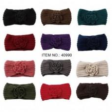 Ladies Winter Headbands