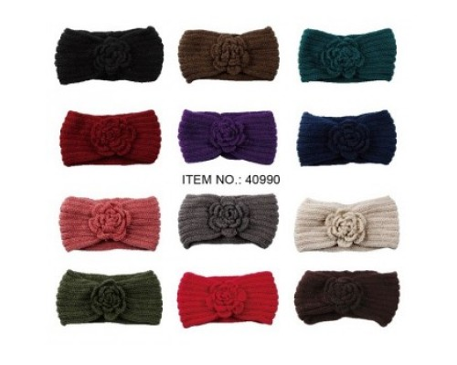 Ladies Winter Head Belts $1.35 Each