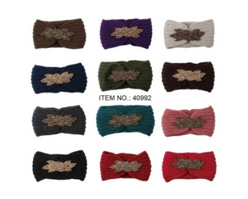 Ladies Winter Headband $1.45 Each.