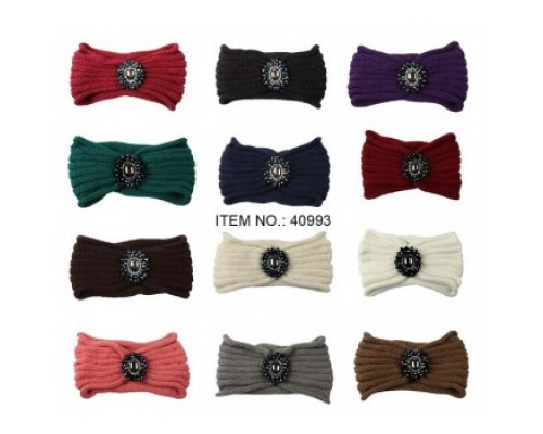 Ladies Winter Headbands