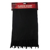 Winter Black Scarves