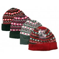 Ladies Winter Lined Hats
