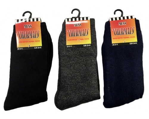 Wholesale Men's Winter Warm Socks