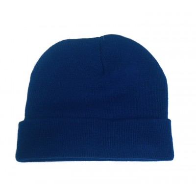 Wholesale Knit Hats Blue