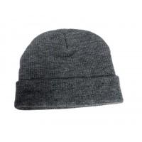 Dark Gray Heavy Weight Knit Hat $1.19 Each.