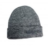 Light Grey Heavy Weight Knit Hat $1.19 Each.