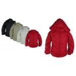 Women's Hooded Winter Jackets $19.99 Each.