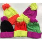 Wholesale Winter Hat w/ Pom $1.59 Each.