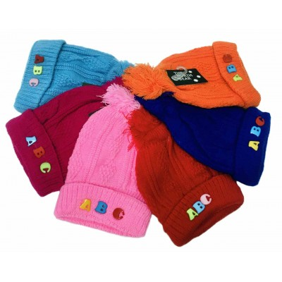 Baby/Toddler Knitted Hats