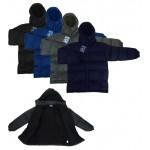 Boy's Hooded Winter Coats