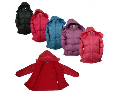 Girl's Hooded Fleece Lined Jackets $17.99 Each.