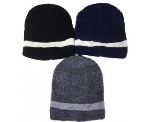 Men's Chenille Line Hat